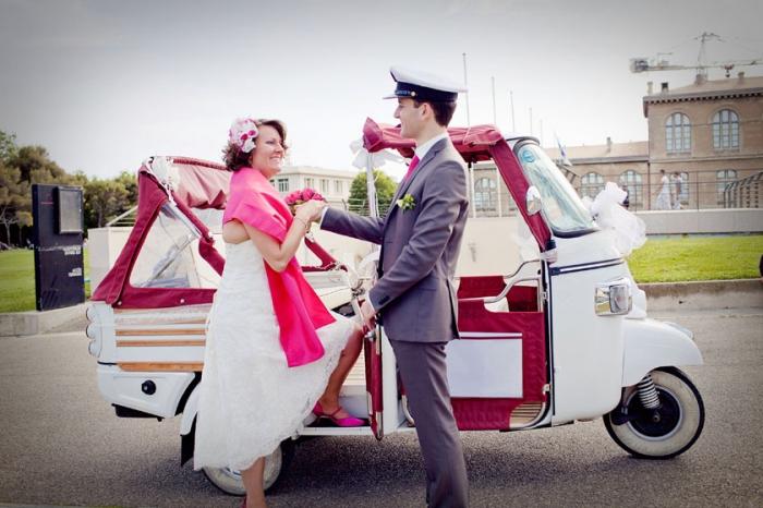 Марсель — идеальное место для свадьбы